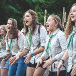 Közel 650 szlovákiai magyar cserkész táborozik Ipolynyék mellett