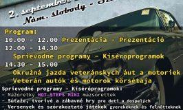 Meghívó: Füleki Veterántalálkozó